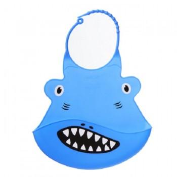 Nûby Babete Silicone Tubarão