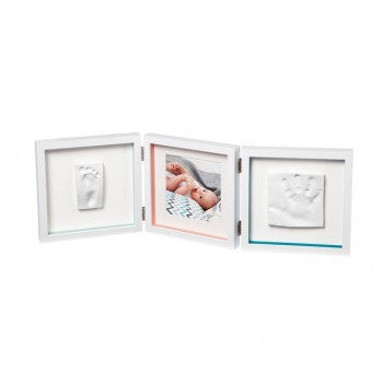 Baby Art Moldura My Baby Style Double Frame Essentials