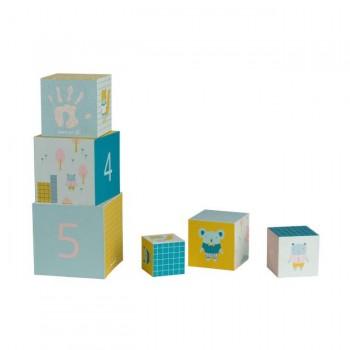 Baby Art Brinquedo Cubo de Actividades Personalizável