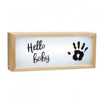 Baby Art Caixa de Luz Personalizável Lightbox