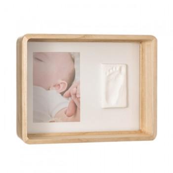 Baby Art Moldura Magic Box Wooden Deep