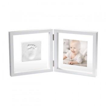 Baby Art Moldura My Baby Style 3D Crystal Clay