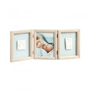 Baby Art My Baby Touch Double Print Stormy