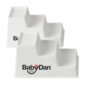 Baby Dan Elevador de Cama de Grades 8305-1 (produto não inclui a marca, apenas para demonstração)