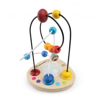 Baby Einstein by Hape Labirinto de Missangas Coloridas +12M E11648