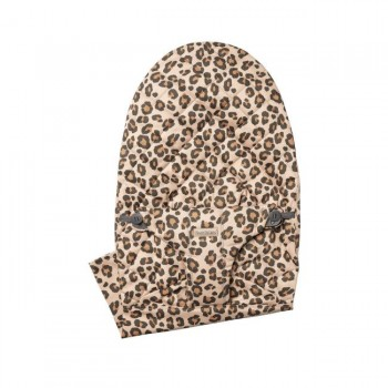 BabyBjörn Forra Espreguiçadeira Bliss Algodão Bege/Leopardo 012075