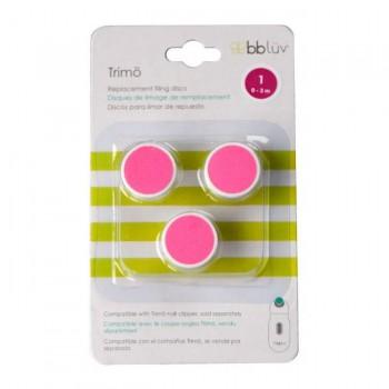 bbluv Trimo Pack 3 Peças de Reposição para Lima Elétrica Etapa 1 (0-3m) B0157
