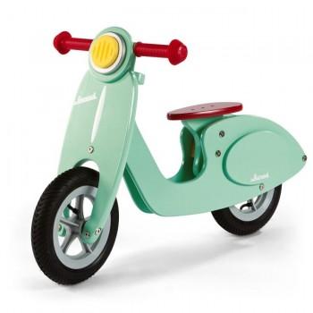 Janod Mini Scooter Verde Menta +24M J03243