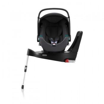 Britax Römer Baby-Safe 3 i-Size + Base Flex iSENSE Midnight Grey