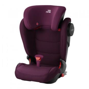 Britax Römer Cadeira-Auto KidFix III M Burgundy Red