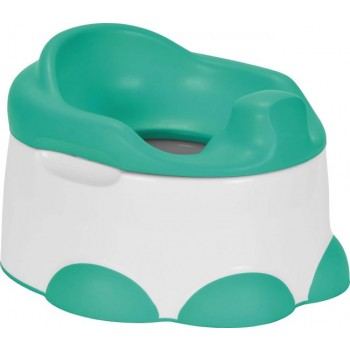 Bumbo Step'n Potty Bacio com Degrau Aqua StepnPotty6001