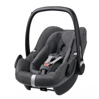 Cadeira Auto Bébé Confort Pebble Plus Sparkling Grey