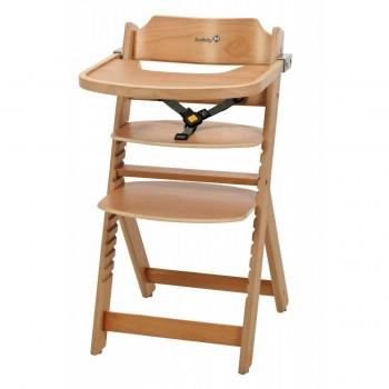 Safety First Cadeira de Refeição Timba Natural Wood