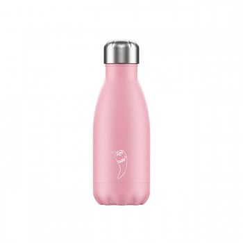 CHILLY'S Garrafa Isotérmica 260ml Rosa Pastel CB05PPNK-pc