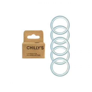 CHILLY'S Selos Herméticos de Substituição 260/500ml B500RINGBOX