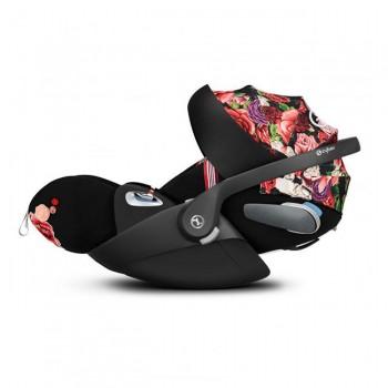 Cybex Cadeira-Auto Cloud Z i-Size Spring Blossom Dark