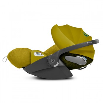 Cybex Ovinho CLOUD Z I-SIZE Plus Mustard Yellow