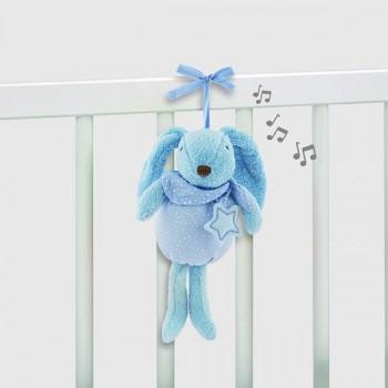Coelhinho Musical Etoile Azul Pasito