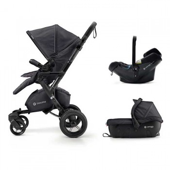 Concord Trio Neo Travel Set Cosmic Black NASL0983