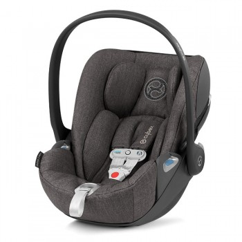 Cybex Cadeira Auto CLOUD Z I-SIZE Plus SensorSafe Manhattan Grey