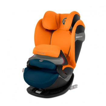 Cybex Cadeira-Auto PALLAS S-Fix Tropical Blue