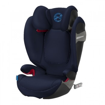 Cybex Cadeira-Auto Solution S-Fix Indigo Blue