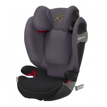 Cybex Cadeira-Auto Solution S-Fix Premium Black
