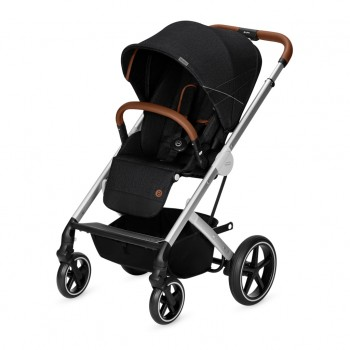 Cybex Carrinho BALIOS S Denim Collection Lavastone Black