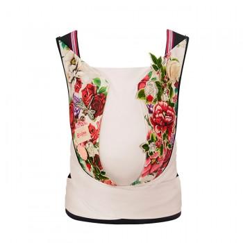 Cybex Mochila Porta Bebé YEMA TIE Spring Blossom Light