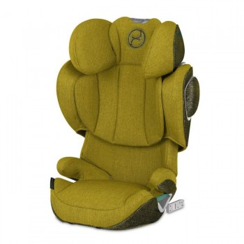 Cybex Cadeira-Auto Solution Z i-Fix Plus Mustard Yellow