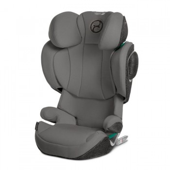Cybex Cadeira-Auto SOLUTION Z i-FIX Soho Grey