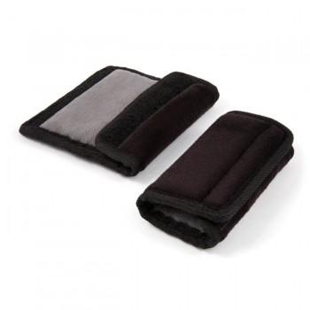 Diono Protetores de Cintos Preto DNO-SAF27