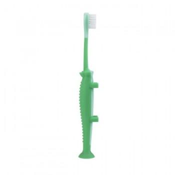 Dr. Brown's Escova de Dentes Crocodilo 1-4 Anos 6364117