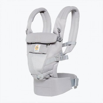 Ergobaby Adapt Cool Air Cinzento