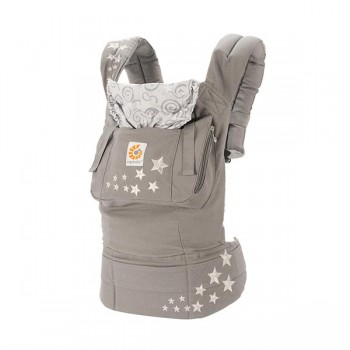 Mochila Porta-bebé Original Galaxy Grey