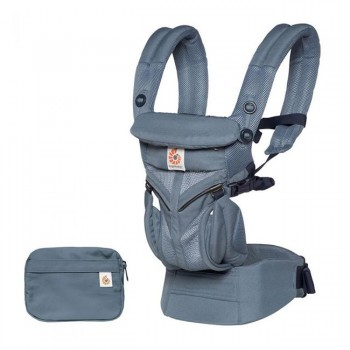 Ergobaby Omni 360 Cool Air Azul Oxford