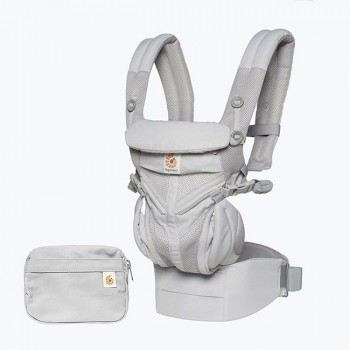 Ergobaby Omni 360 Cool Air - Pearl Grey