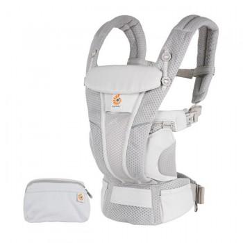 Ergobaby Porta-Bebé Omni Breeze Pearl Grey EBCZ360PGRY