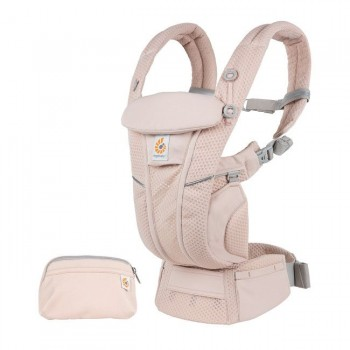 Ergobaby Porta-Bebé Omni Breeze Pink Quartz EBCZ360PPNKQTZ