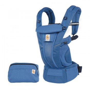 Ergobaby Porta-Bebé Omni Breeze Sapphire Blue EBCZ360PSAPBLU