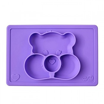 ezpz Care Bears Mat Roxo EUCBP001