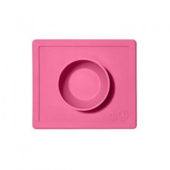 ezpz Happy Bowl Rosa EUHBP002