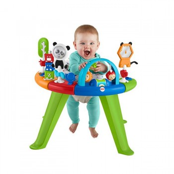Fisher Price Centro Actividades 3 em 1 Spin & Sort