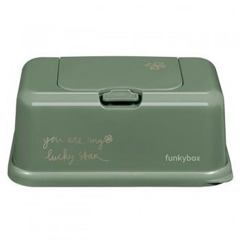 FunkyBox Caixa Toalhetes Verde Lucky