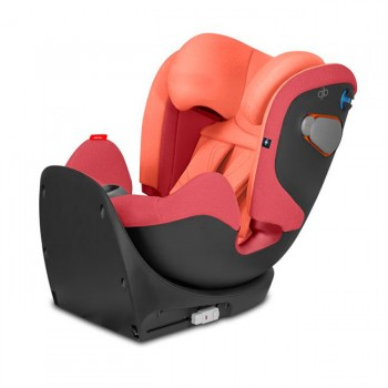 GB Cadeira-Auto Uni-All Rose Red