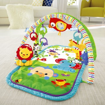 Ginásio Musical da Floresta Fisher-Price