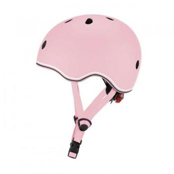 Globber Capacete Go Up Rosa Claro 45-51cm GL506210