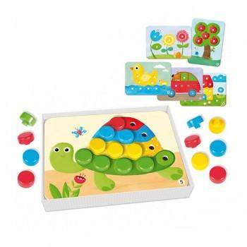 Goula Jogo Baby Color (20 Peças) +24m 53140