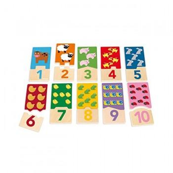 Goula Puzzle Duo 1-10 +24m 53329