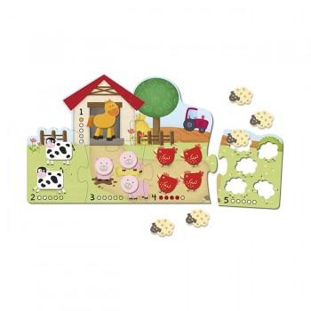 Goula Puzzle Quinta 1-5 +24m 53438